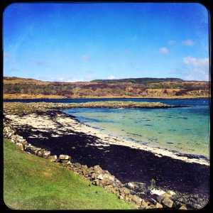 Mull-beach