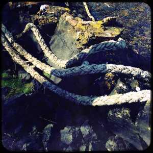 Mull-rope-rock