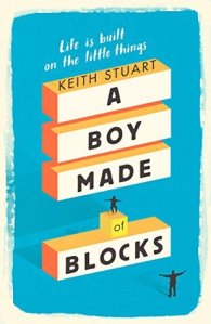 Boy Made of Blocks