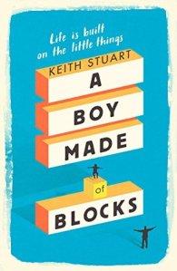 Boy Made of Blocks