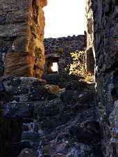 dunure-castle