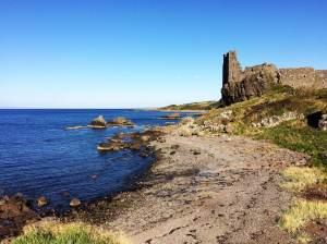 dunure-castle2