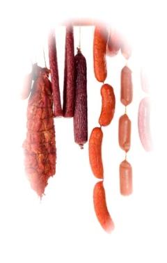 60543085 - hanging sausage