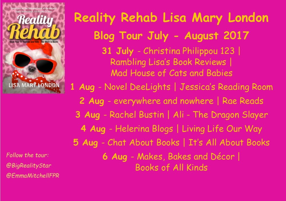 Reality Rehab Banner