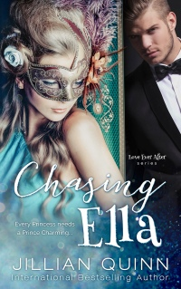 Chasing Ella front cover