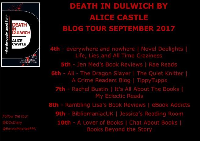 Death in Dulwich Banner