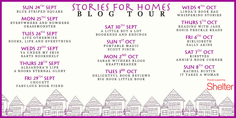 Stories for Homes Banner3