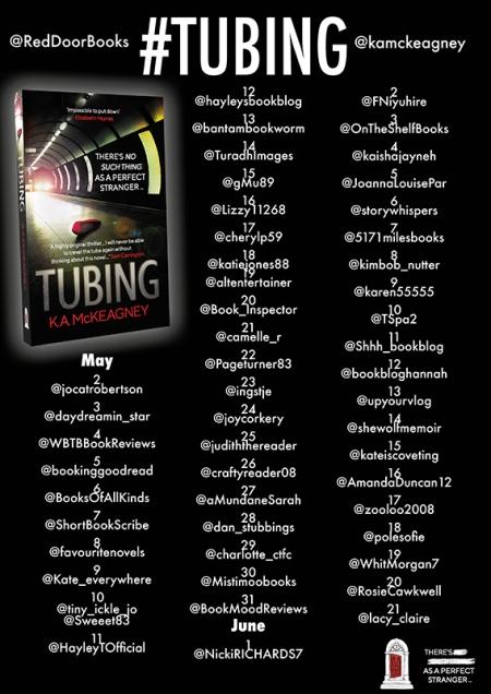 tubing poster