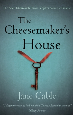 The Cheesemaker's House front cover