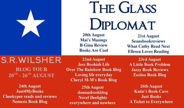 The Glass Diplomat Full Tour Banner