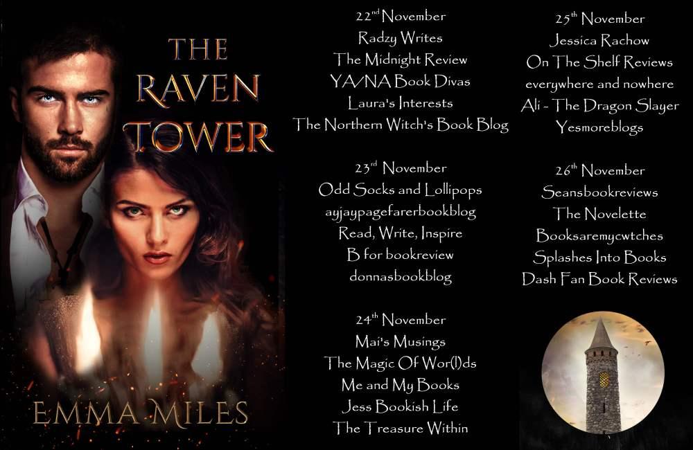 The Raven Tower Full Tour Banner
