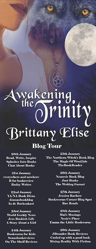 awakening the trinity full tour banner