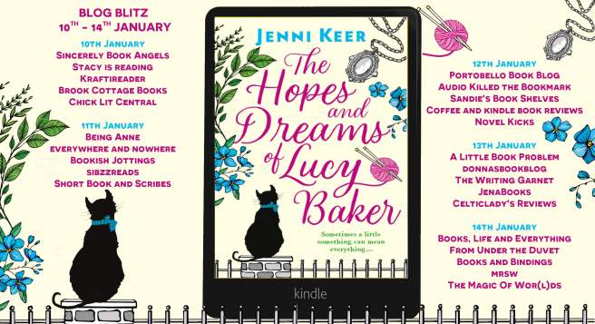 the hopes and dreams of lucy baker full tour banner