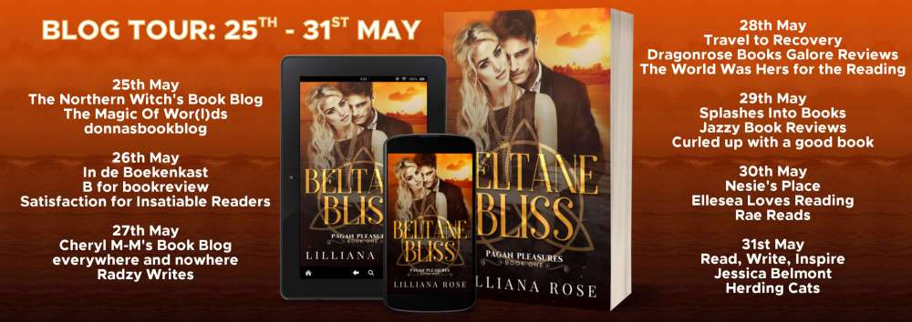 Beltane Bliss Full Tour Banner