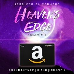 Giveaway - Heaven's Edge
