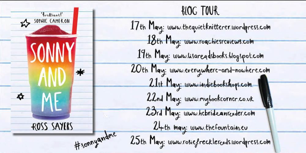 Twitter blog tour pos