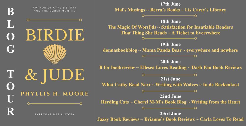 Birdie & Jude Full Tour Banner