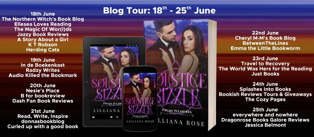 Solstice Sizzle Full Tour Banner