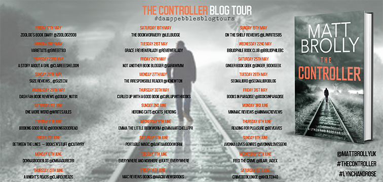 The Controller Blog Tour