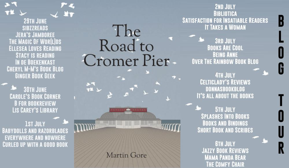The Road to Cromer Pier Full Tour Banner