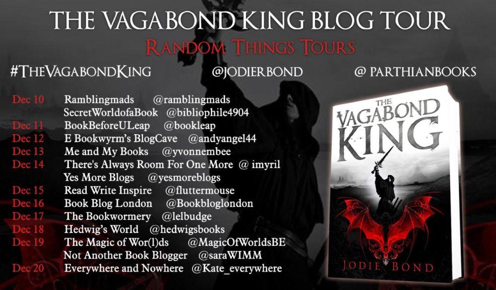 vagabond king banner