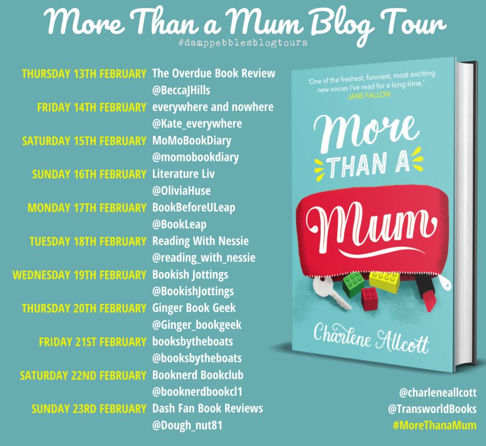 More Than a Mum banner